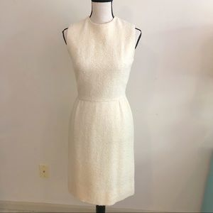 Vintage | Buttery Yellow Mad Men Dress